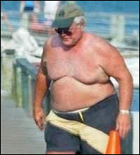 ted kennedy fat