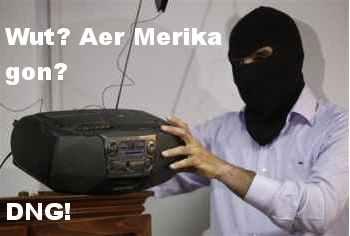 Death to Amelika!