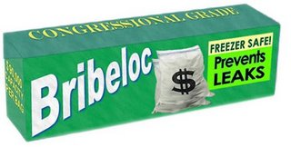 Don't get bribed without it!