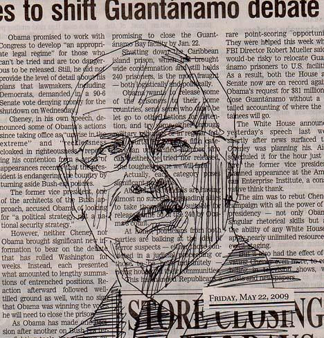 Stop Dick Cheney. He's KILLING us!