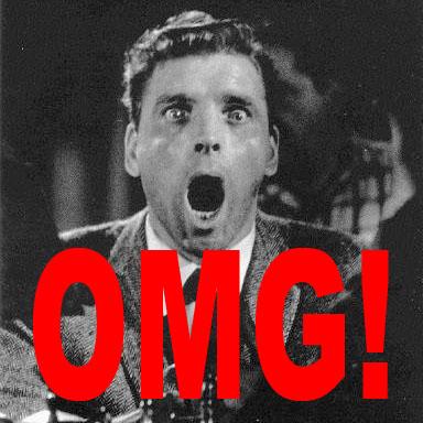 I'm shocked, I tell you. Shocked!