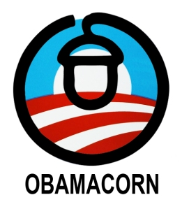 OBAMACORN!  Kneel before it!