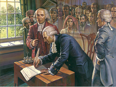 Founding father s motivation writing new constitution