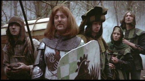 Sir Roberts Ran Away